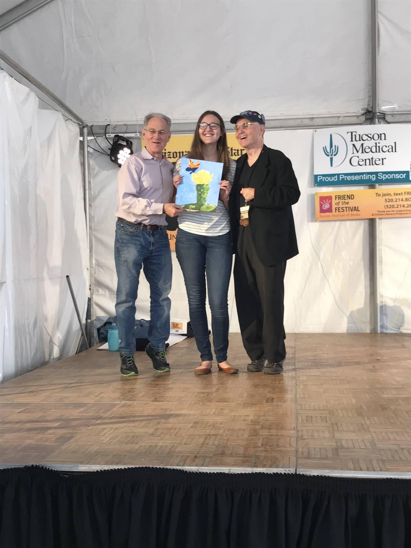 Festival of Books WINNER!