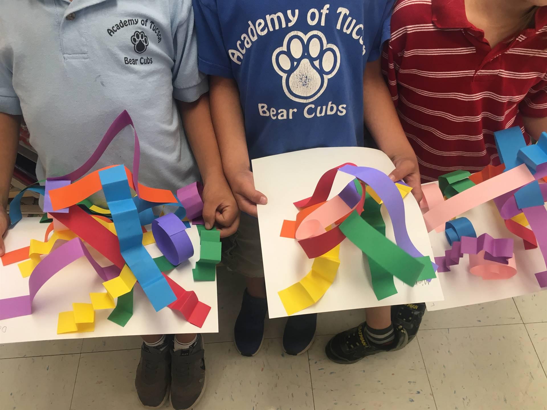 Student Sculptures