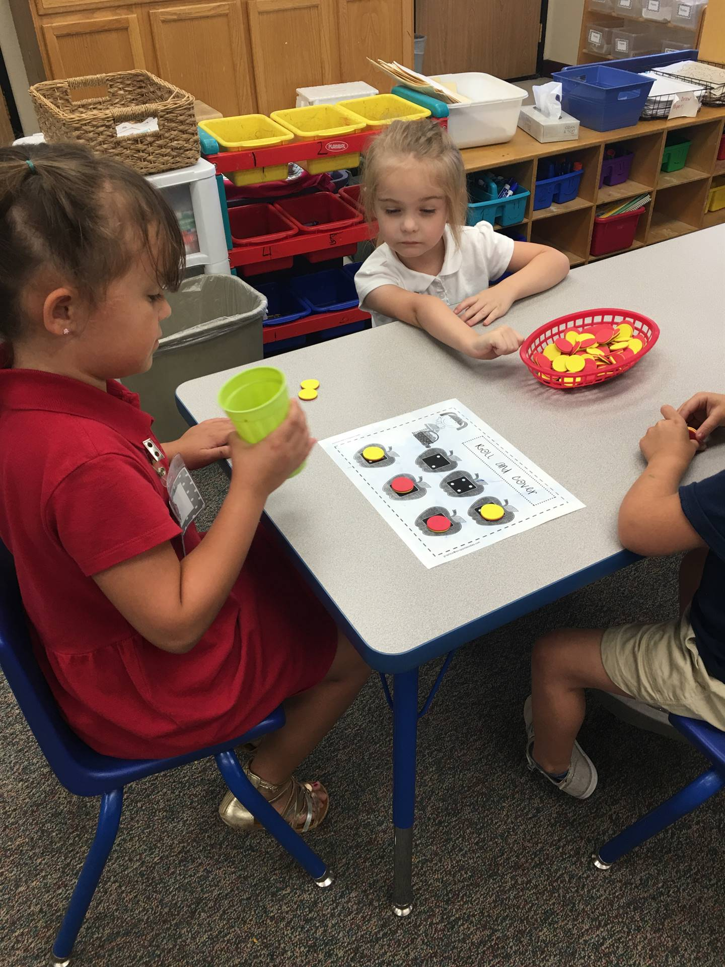 Counting Kinders