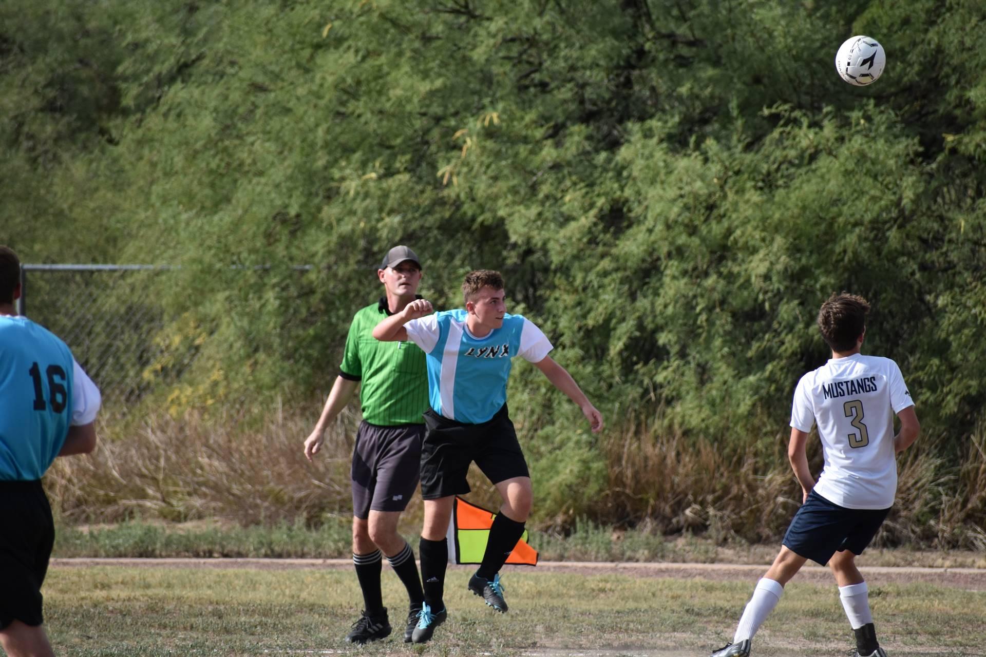 Soccer (Luke)