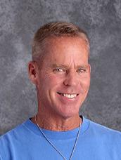 Mark Swenson Middle School PE/Athletic Director